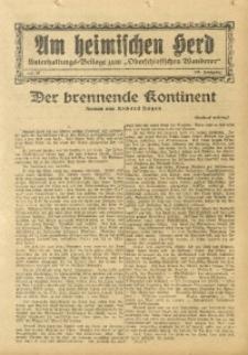 Am Heimischen Herd, 1931, Jg. 103, Nr. 37