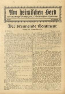Am Heimischen Herd, 1931, Jg. 103, Nr. 55