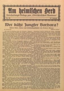 Am Heimischen Herd, 1934, Jg. 107, Nr. 282