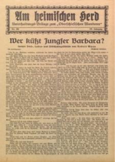 Am Heimischen Herd, 1934, Jg. 107, Nr. 284