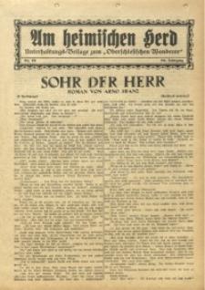 Am Heimischen Herd, 1931, Jg. 104, Nr. 101
