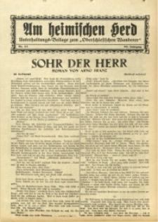 Am Heimischen Herd, 1931, Jg. 104, Nr. 113