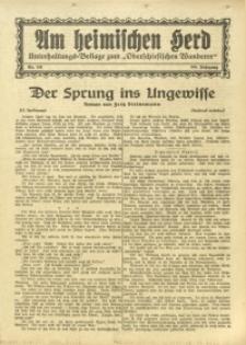 Am Heimischen Herd, 1931, Jg. 104, Nr. 134