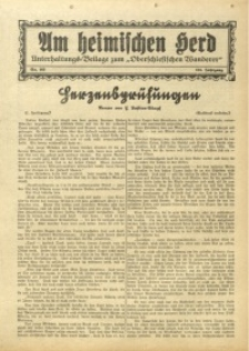 Am Heimischen Herd, 1931, Jg. 104, Nr. 164