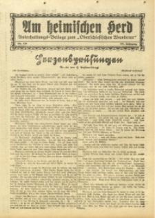 Am Heimischen Herd, 1931, Jg. 104, Nr. 179