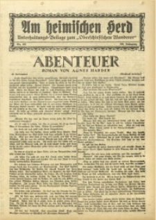 Am Heimischen Herd, 1931, Jg. 104, Nr. 183