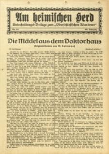 Am Heimischen Herd, 1931, Jg. 104, Nr. 211