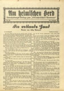 Am Heimischen Herd, 1931, Jg. 104, Nr. 224