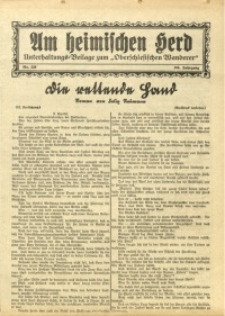Am Heimischen Herd, 1931, Jg. 104, Nr. 228
