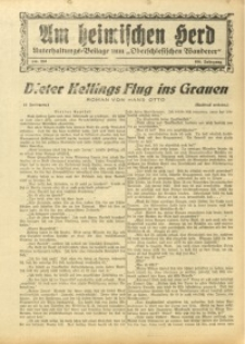 Am Heimischen Herd, 1931, Jg. 104, Nr. 233