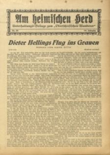 Am Heimischen Herd, 1931, Jg. 104, Nr. 251