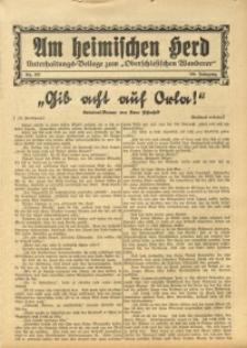 Am Heimischen Herd, 1931, Jg. 104, Nr. 277