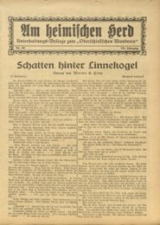 Am Heimischen Herd, 1931, Jg. 104, Nr. 291