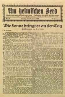 Am Heimischen Herd, 1927, Jg. 99, Nr. 13