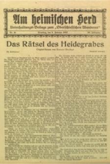 Am Heimischen Herd, 1927, Jg. 99, Nr. 31