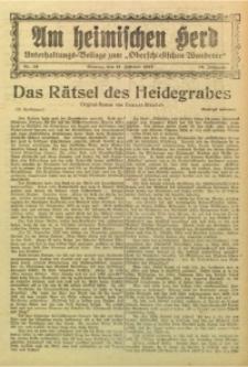 Am Heimischen Herd, 1927, Jg. 99, Nr. 36