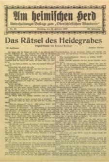 Am Heimischen Herd, 1927, Jg. 99, Nr. 37