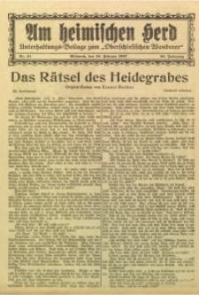 Am Heimischen Herd, 1927, Jg. 99, Nr. 44
