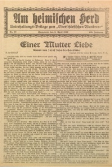 Am Heimischen Herd, 1927, Jg. 100, Nr. 77