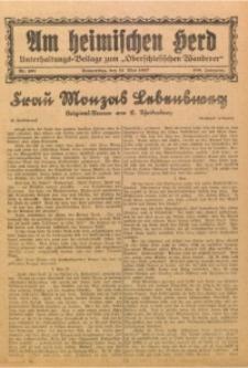 Am Heimischen Herd, 1927, Jg. 100, Nr. 109