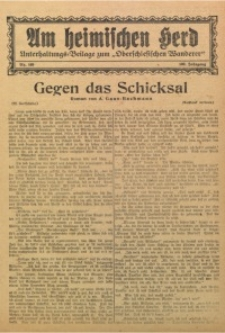 Am Heimischen Herd, 1927, Jg. 100, Nr. 169
