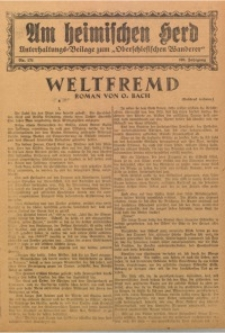 Am Heimischen Herd, 1927, Jg. 100, Nr. 171