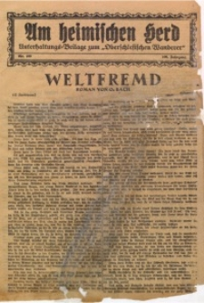 Am Heimischen Herd, 1927, Jg. 100, Nr. 188