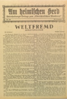 Am Heimischen Herd, 1927, Jg. 100, Nr. 206