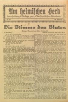 Am Heimischen Herd, 1927, Jg. 100, Nr. 217