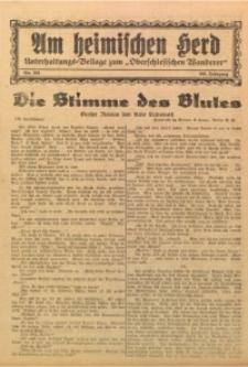 Am Heimischen Herd, 1927, Jg. 100, Nr. 232