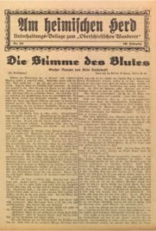 Am Heimischen Herd, 1927, Jg. 100, Nr. 234