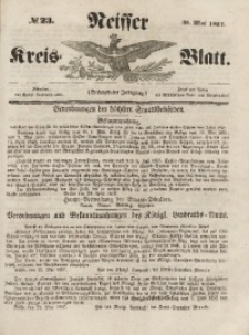 Neisser Kreis-Blatt, 1857, Jg. 16, nr23
