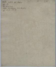 Materiały do spisu kolekcji mineralów muzeum ks. Leopolda Jana Szersznika
