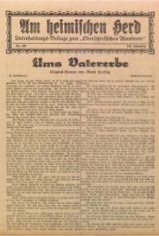 Am Heimischen Herd, 1927, Jg. 100, Nr. 280
