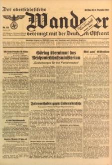 Der Oberschlesische Wanderer, 1937, Jg. 110, Nr. 331