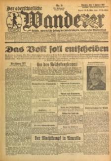 Der Oberschlesische Wanderer, 1927, Jg. 99, Nr. 2