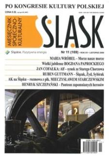 Śląsk, 2009, R. 15, nr 11