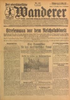 Der Oberschlesische Wanderer, 1927, Jg. 99, Nr. 62