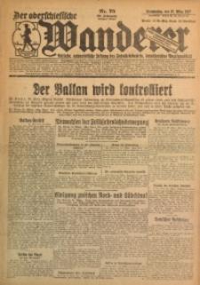 Der Oberschlesische Wanderer, 1927, Jg. 99, Nr. 75