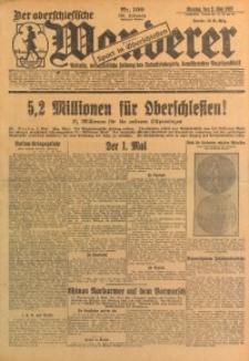 Der Oberschlesische Wanderer, 1927, Jg. 100, Nr. 100