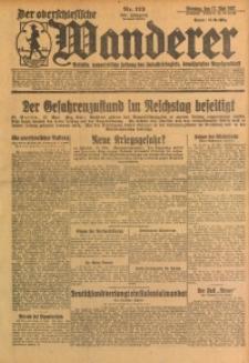 Der Oberschlesische Wanderer, 1927, Jg. 100, Nr. 113