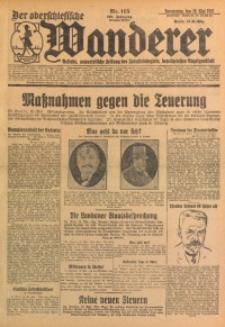 Der Oberschlesische Wanderer, 1927, Jg. 100, Nr. 115