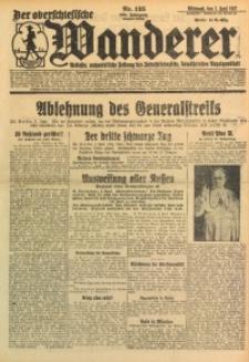 Der Oberschlesische Wanderer, 1927, Jg. 100, Nr. 125