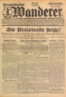 Der Oberschlesische Wanderer, 1927, Jg. 100, Nr. 170