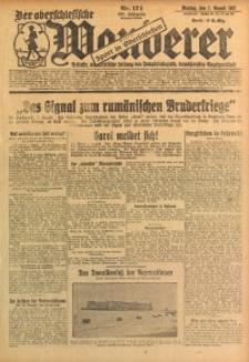 Der Oberschlesische Wanderer, 1927, Jg. 100, Nr. 174