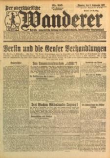 Der Oberschlesische Wanderer, 1927, Jg. 100, Nr. 205