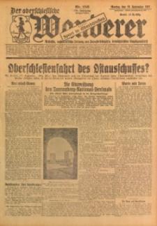 Der Oberschlesische Wanderer, 1927, Jg. 100, Nr. 216
