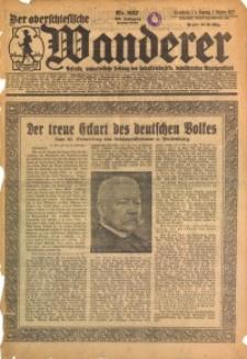 Der Oberschlesische Wanderer, 1927, Jg. 100, Nr. 227