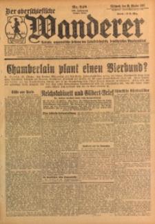 Der Oberschlesische Wanderer, 1927, Jg. 100, Nr. 248