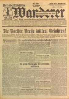 Der Oberschlesische Wanderer, 1927, Jg. 100, Nr. 261